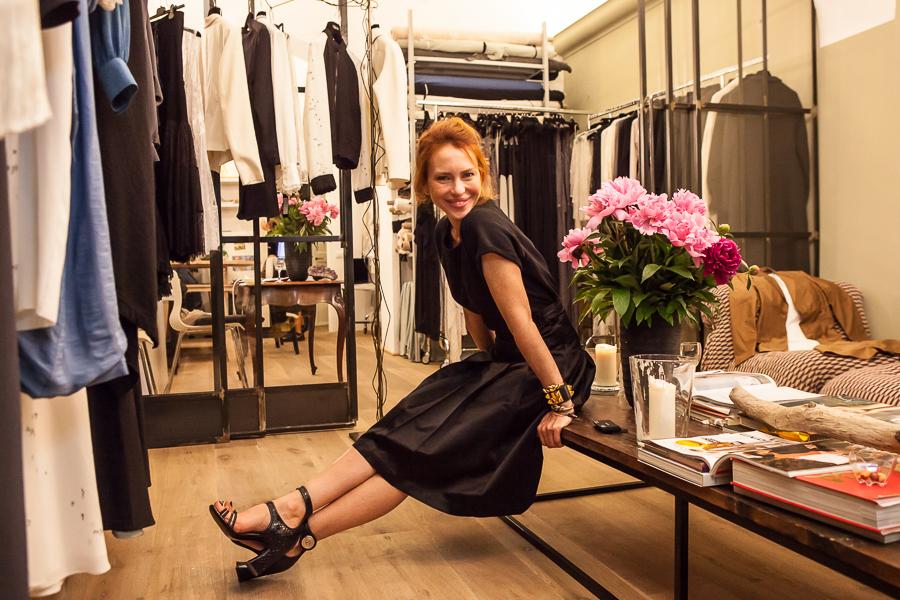 Opening Ludovica Amati 01 Yvonne Scio