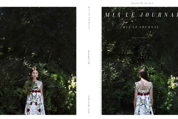 COVER BIANCA BALTI Mia Le Journal issue III